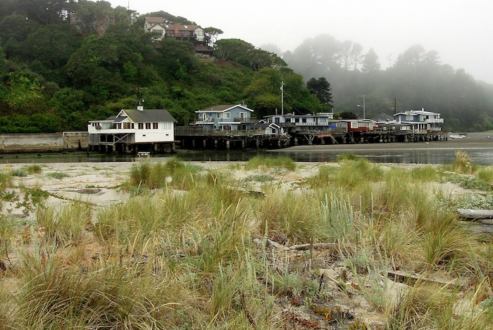 Harbor area Bolinas