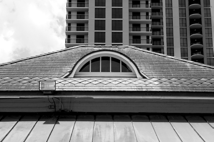 Church Street Roof -Old/New