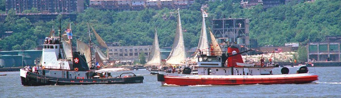 opsail tugs